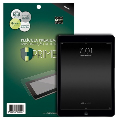 Película Premium HPrime Apple iPad Air 1 / iPad Air 2 - NanoShield