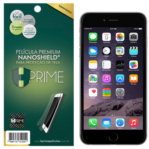 Película Premium HPrime Apple iPhone 6 Plus / 6S Plus - NanoShield