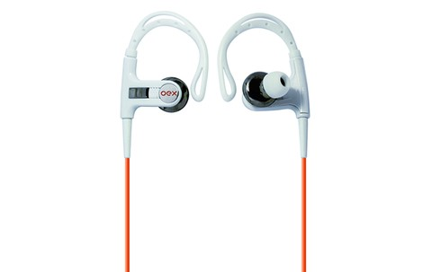 FONE EARTPHONE SPORTS - C/ SUPORTE AURICULAR BCO