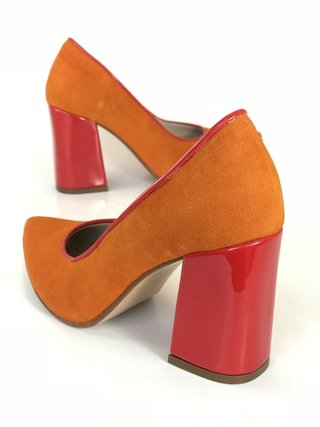 Stiletto Orange - Verena Senn