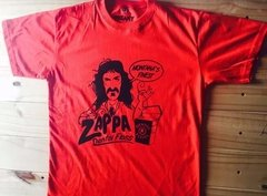 Remera Frank Zappa Dental Floss (hilo Dental)