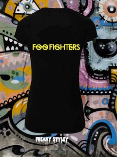 REMERA FOO FIGHTERS 7 - Freaky Styley