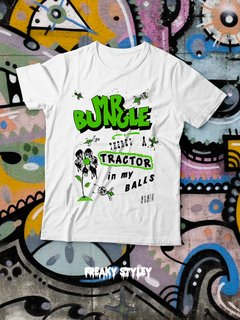 REMERA MR BUNGLE THERE'S A TRACTOR IN MY BALLS AGAIN