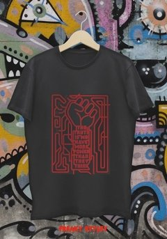 REMERA MR ROBOT THE TRUTH IS WE HAVE MORE POWER THAN THEY THINK