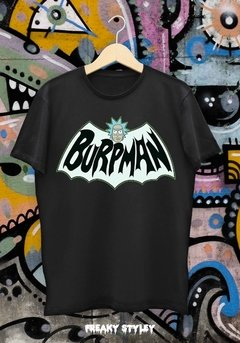 RICK AND MORTY BURPMAN - comprar online