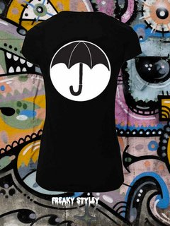 REMERA UMBRELLA ACADEMY 4 - comprar online