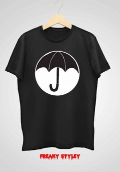 REMERA UMBRELLA ACADEMY 4