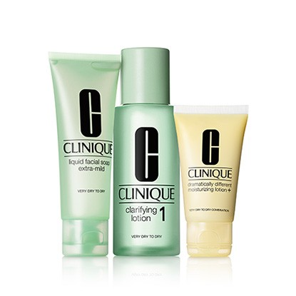 Clinique 3 Step Skin Type I