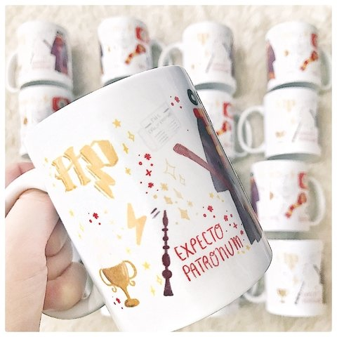 Taza Harry Potter con packaging - comprar online