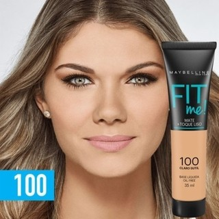 Base Fit me 100 - Maybelline - comprar online
