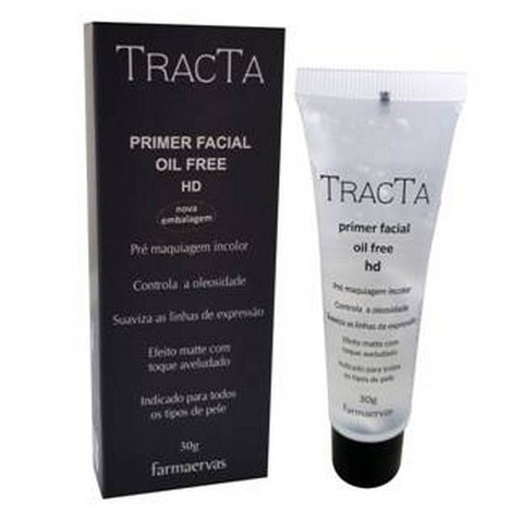 Primer Facial Oil Free Hd - Tracta
