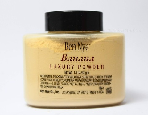Banana Powder 42 gr - Ben Nye