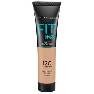 Base Fit me 120 - Maybelline