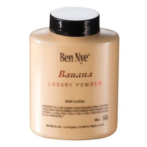 Banana Powder 85 gr - Ben Nye