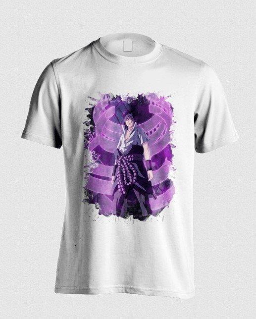 9a569acbd Camiseta Sasuke Susanoo