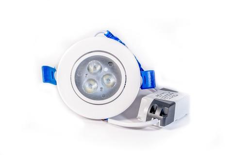 Lampadas Spot ENT LEDS - 3W