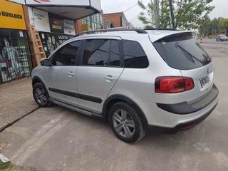 Volkswagen Suran Cross 2012