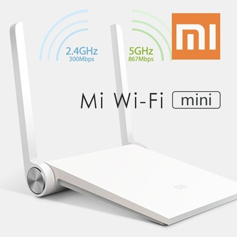 Xiaomi Mi Wi-Fi Mini Router