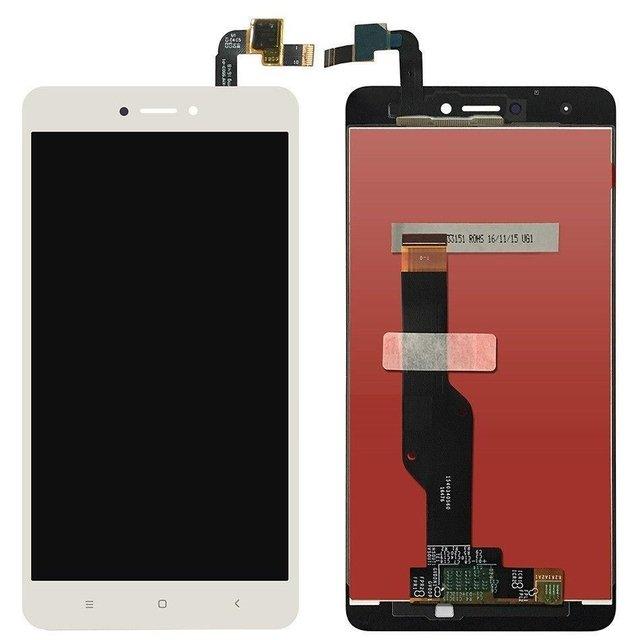 Pantalla LCD+TouchScreen con marco Para Redmi 4x