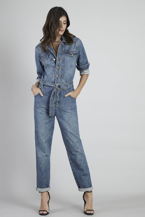 Macacao Jeans - comprar online