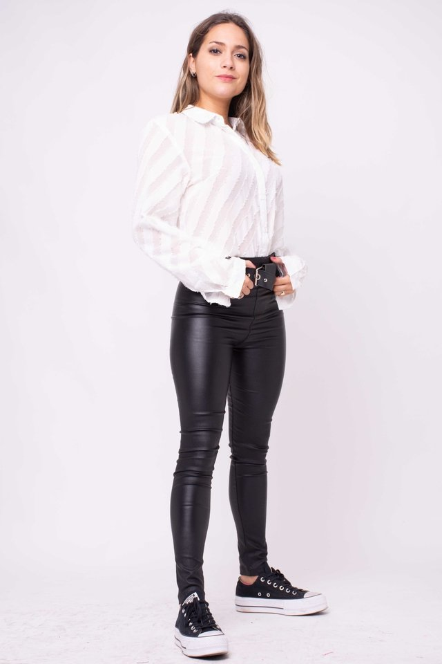 Camisa Mili Crepe By Night Art:2236 - tienda online