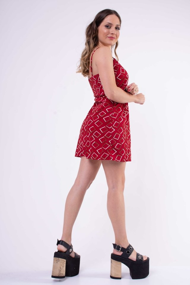 Vestido Red in Love Art:2768 - comprar online