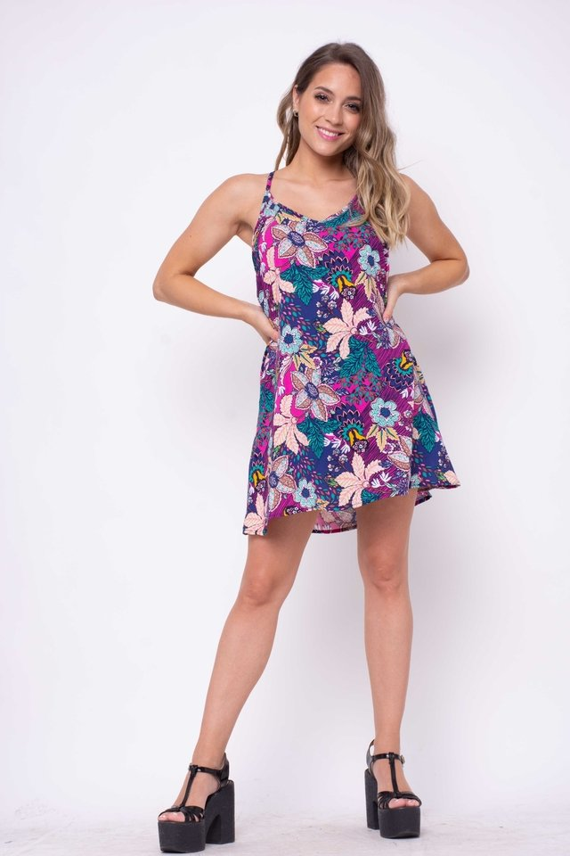 Vestido Carol Art:2940 - Arizona