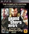 PS3 - GTA 4: COMPLETE EDITION (3 JUEGOS)