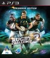 PS3 - RUGBY CHALLENGE 3