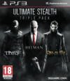 PS3 - ULTIMATE STEALTH TRIPLE PACK (3 JUEGOS)