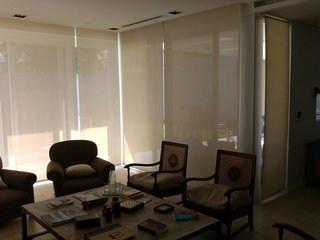 Cortinas Sun Screnn 5 %