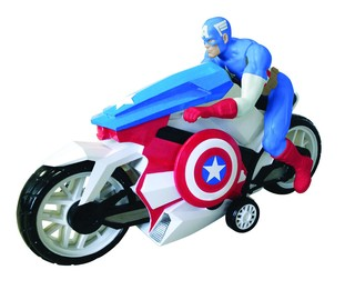 Avengers Friccion Bike