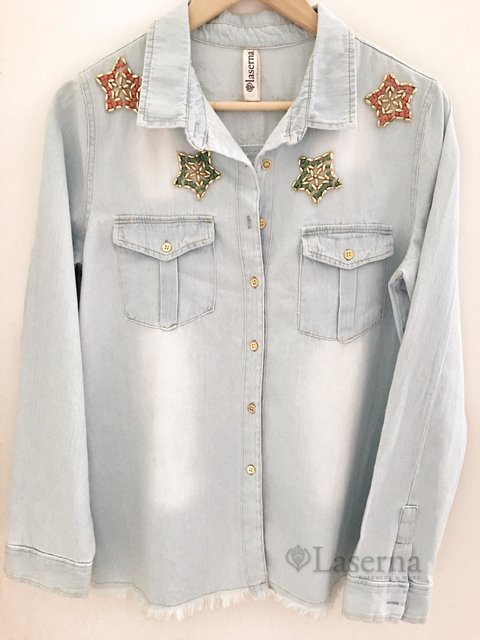 Camisa Star Color