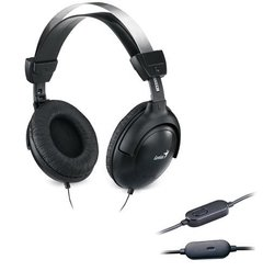 Manos Libres Auricular Genius Hs M505x Vincha Mp3 Tablet 3.5