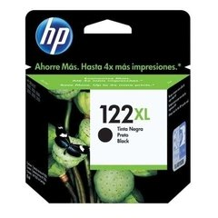 Cartucho Original Hp Negro 122xl - Rend. 480 Pág Royal2002