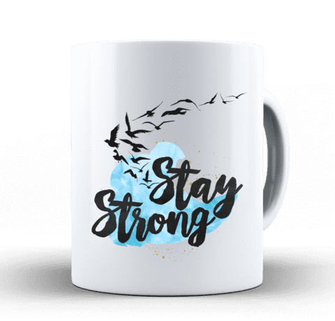 Caneca - Stay Strong - comprar online