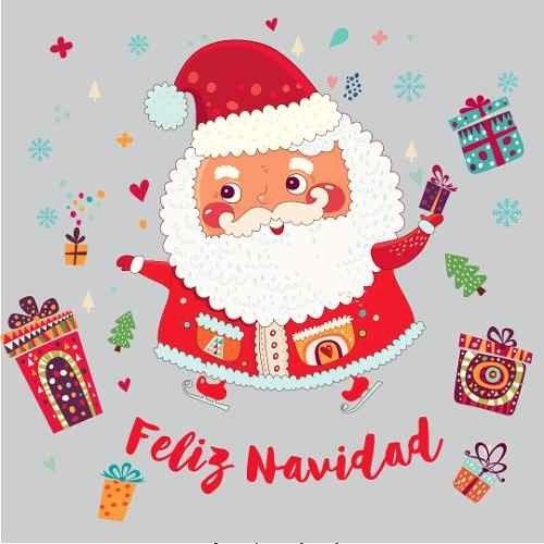 Vinilos Decorativos Vidrieras Navidad Color Villa Pueyrredon
