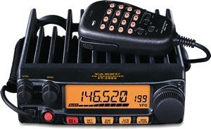 RADIO MOVIL VHF YAESU FT-2980R USO AFICIONADO