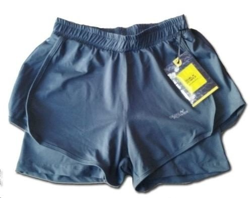 Short Hombre Running Con Calza Incorporada Dual Power en internet