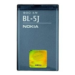 Batería Original Nokia Bl-5j Celular 5800 Usb Sd Wifi Mp3 4g