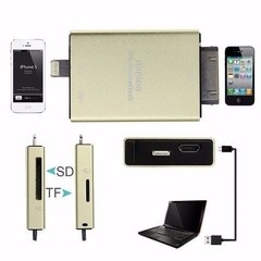 Memoria Sd Iphone Ipod Touch Ipad Usb 4g Hd Flash Mp3 Gb 3g