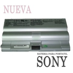 Batería Laptop Sony Bps8 Portátil Wifi Mp3 Usb Notebook 4g