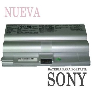 Batería Laptop Sony Bps8 Portátil Wifi Mp3 Usb Notebook 4g - ELECTROSUPPLIES