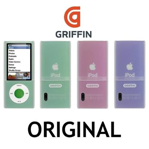 Estuche Griffin Ipod Nano 5g Original Mp3 Usb Cámara Gb Sd