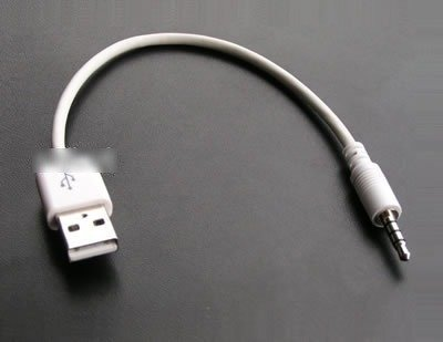 Cable Usb Ipod Shuffle 3g 4g Original Apple Mp3 Cargador Gb