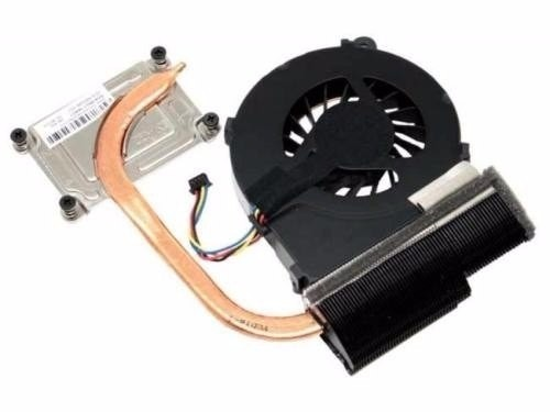 Ventilador Disipador Laptop Hp 450 455 G6 Original Notebook