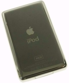 Tapa Carcasa Ipod Classic Usb Mp3 Apple Original Sd 4g Gb 3g