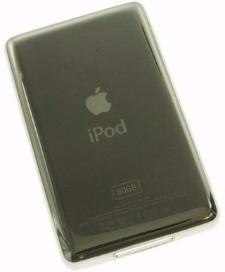 Tapa Carcasa Ipod Classic Usb Mp3 Apple Original Sd 4g Gb 3g - comprar online