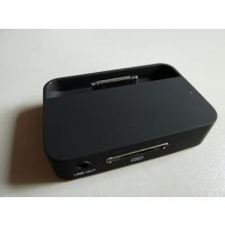 Dock Apple Iphone 3g 3gs Ipod Touch Video Nano Mp3 Usb Gb 4g - comprar online
