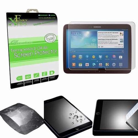 Mica Vidrio Tablet Samsung Galaxy Tab Note 10 4g 3g Sd Gb Hd